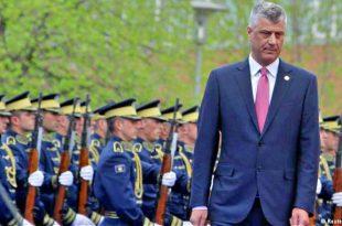 Hashim Thaçi: Unë jam komandant suprem i FSK-së dhe do t i përgjigjemi drejtpërdrejt çdo kërcënimi të Serbisë