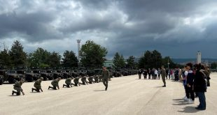 Fëmijë të shumtë sot e kanë vizituar kazermat e Forcës së Sigurisë të Kosovës