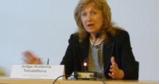 Ekaterina Trendafilova pritet me respekt në Mitrovicën e Veriut, jo me protesta të përgjakshme, sikur në Prishtinë