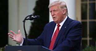 Kryetari amerikan, Donald Trump e portretizon kundërshtarin e tij, Joe Biden, si një kundërshtar të naftës, armëve dhe Zotit