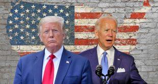 Sipas sondazheve Biden kryeson bindshëm me 9% diferencë ndaj kryetarit aktual të SHBA-ve, Donald Trump