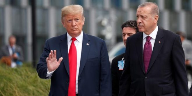 Kryetari amerikan Donald Trump, konfirmoi takimin me kryetarin e Turqisë, Rexhep Taip Erdogan