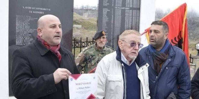 Me rastin e 21 vjetorit të masakrave dhe gjenocidit serb në Kosovë, Krushën e Madhe e viziton ambasadori William Wallker