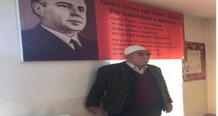Veterani i UÇK-së, Enver Thaqi e uron, Halilin Krasniqin, prindin e dy dëshmorëve të kombit në ditëlindjen e 85-të