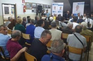 PDK në Prizren: Tubim elektoral me anëtarë dhe simpatizantë të nëndegëve Lubizhdë, Gençarë dhe Skorobisht
