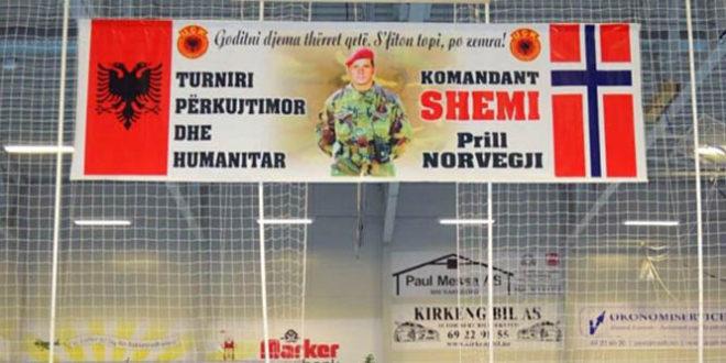 Turne humanitar dhe përkujtimor në nderim të Komandant Shemit