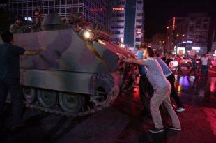Ka dështuar grusht shteti në Turqi