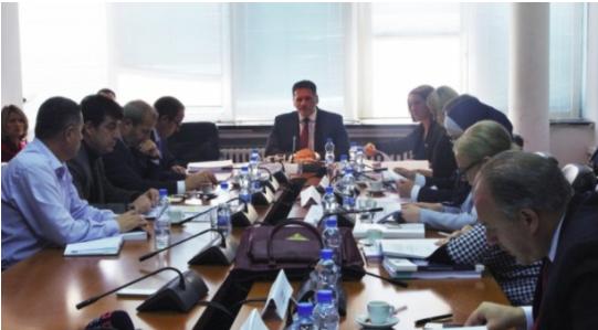 Në Komisionin për Buxhet dhe Financa të Kuvendit të Kosovës është miratuar projektligjin për TVSH-në