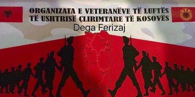 OVL-UÇK-së në Ferizaj kërkon nga bashkluftetarët, që reliktet e luftës që i kanë sjellin në Qendrën e Kulturës për Ditën e Dëshmorëve