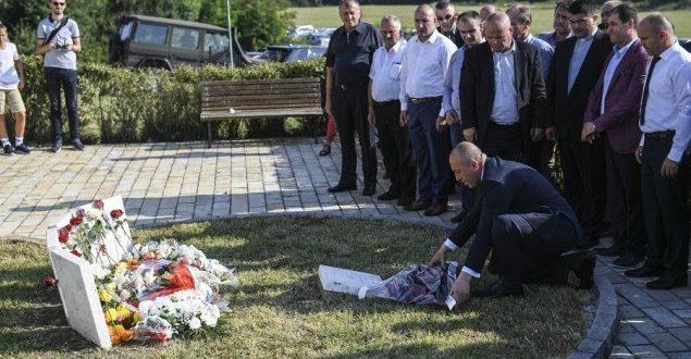 Kryeministri Haradinaj: Familja Lleshi e dëshmoi që lufta për liri e UÇK-së ishte luftë e të gjithëve neve