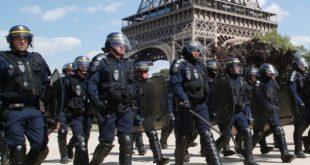 Mbi 13.000 forca policore dhe ushtarake franceze janë mobilizuar për ofruar siguri për samitin e G7