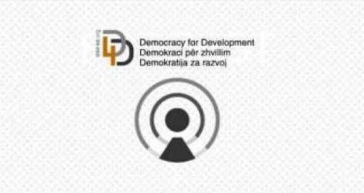 """D4D ka organizuar konferencën për lansimin e dokumentit """"Raport mbi performancën e komunave në fushën e komunikimit me qytetarë"""""""