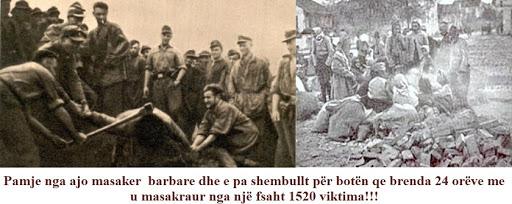 Më 11.01.2021 organizohet vendosja e Gurthemelit në përkujtim të martirëve të rënë në masakren e vitit 1921, në fshatinPrapashticë