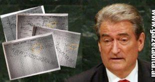 Gazeta DITA publikon dokumentet që provojnë falsifikimin flagrant të regjistrit të Gjendjes Civile nga Sali Berisha