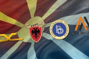 Fuqizohet faktori politik shqiptar në Maqedoninë e Veriut, konfirmohen zyrtarisht 33 deputetë nga partitë shqiptare