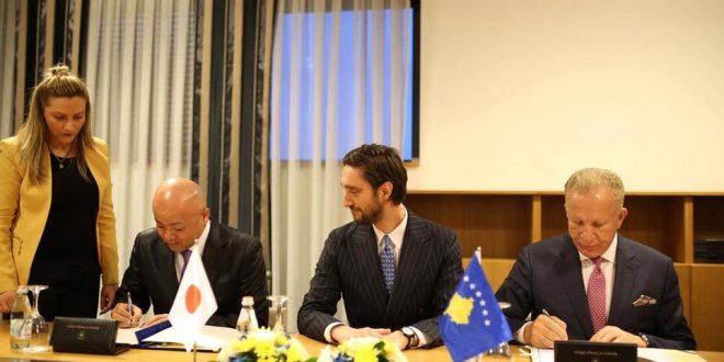 Një donacion prej 1.1 milion euro e ka ndarë Qeveria e Japonisë për sistemin e shëndetësisë së Kosovës