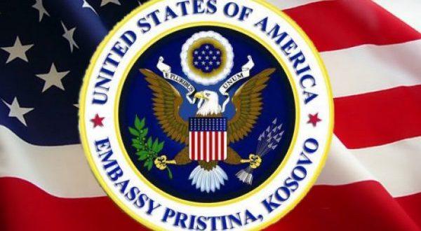 Ambasada amerikane kërkon që vendimi i Gjykatës Kushtetuese të respektohet nga secila parti dhe secili institucione