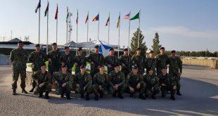 NATO i vlerëson ushtarët shqiptarë për profesionalizmin dhe disiplinën e treguar në kryerjen e detyrave në misionin në Herat