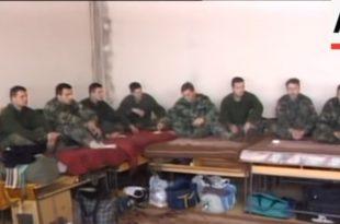 Ushtaret serbe rober