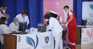 Ministria e Shëndetësisë bën të ditur se sot në Kosovë do të nis vaksinimi masiv i qytetarëve kundër virusit korona