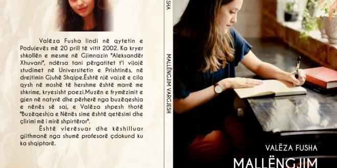 """Zymer Mehani: Përsiatje rreth vëllimit poetik """"Mallëngjim vargjesh"""" të poetes Valëza Fusha"""
