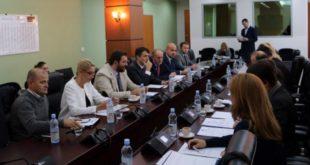 Ministri për i Diasporë, Valon Murati, raportoi në Komisionin për Punë të Jashtme