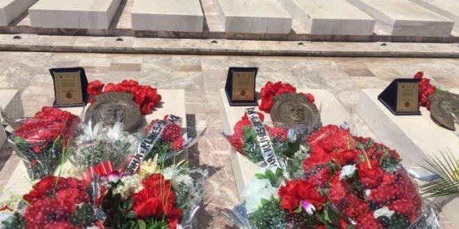 Në Kaçanik mbahet akademi përkujtimore për komandantin Agim Bajramin dhe dy bashkëluftëtarët e tij