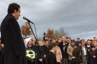 Avni Dehari: Ju falënderoj nga toka deri në qiell që keni ardhur për të bashkë ndjerë me dhimbjen tonë