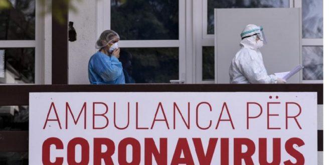 Gjatë 24 orëve të fundit, janë shëruar 205 pacientë ndërsa 193 të tjerë janë konfirmuar me virusin korona