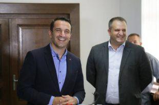 Erion Velijaj dhe Shpend Ahmeti