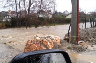 Institutiti Hidrometeorologjik i Kosovës paralajmëron gjendje kritike dhe të rrezikshme pas vërshimeve