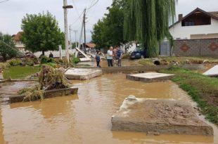 Vërshimet në Shkup