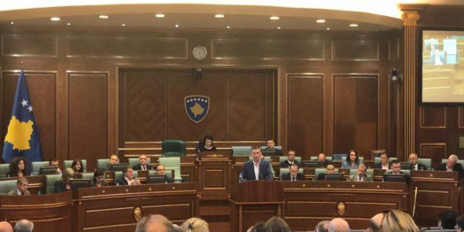 Veseli: Diaspora ka qenë gjithmonë shtyllë e rezistencës dhe lirisë së Kosovës, pa të nuk do të ishim sot këtu