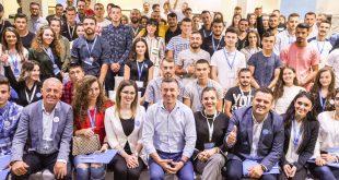 Kadri Veseli thotë se Partia Demokratike e Kosovës beson tek rinia dhe energjia që të rinjtë sjellin