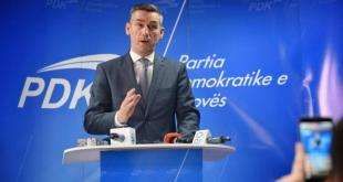 Kadri Veseli: PDK ka qenë në pushtet 12 viteve por nuk ka larguar njerëz nga puna