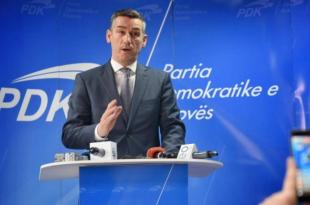 Kadri Veseli: Prioriteti kryesor i imi do të jetë ekonomia e lirë, prodhuese edhe inovatime, kjo i jep Kosovës një epokë të re