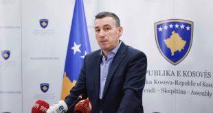 Veseli thotë se ashtu siç ka luftuar kundër Serbisë, do të luftojë kundër korrupsionit dhe krimit të organizuar