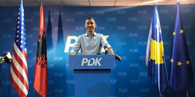 Kryetari i PDK-së, Kadri Veseli ka pranuar humbjen e partisë së tij