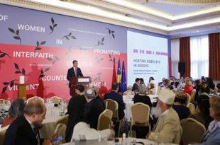 Kadri Veseli: Dikush po përpiqet ta paraqes Kosovën si vend të ekstremizmit