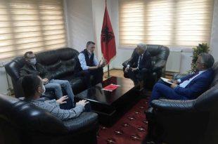 Kadri Veseli: Kufiri Kosovë - Shqipëri duhet të hapët, në mënyrë që qytetarët të jenë të lirë të qarkullojnë