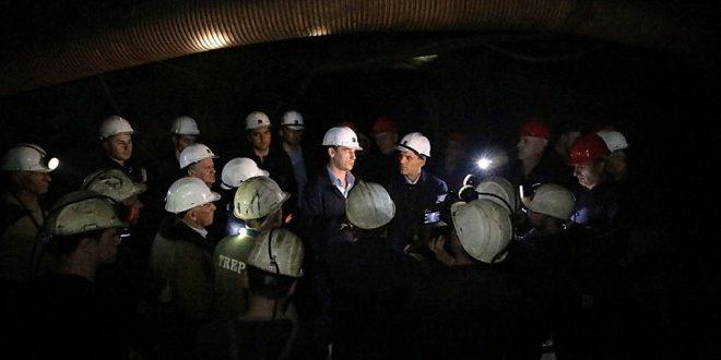 Minatorët e Trepçës sot kanë hyrë grevë si për shkak të mosmarrjes së pagës së tetorit dhe kushteve jo të mira të punës