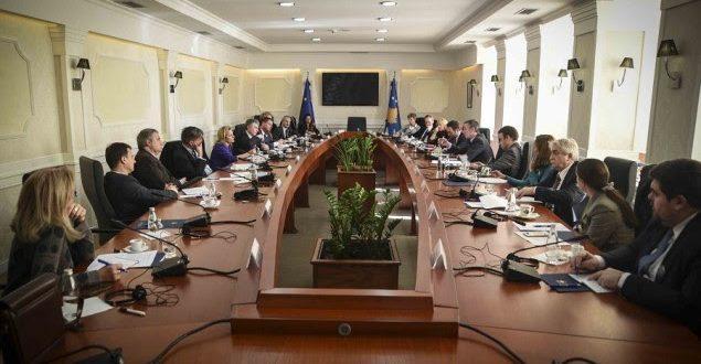 Kryetari i Kuvendit të Kosovës, Kadri Veseli: Demarkacioni duhet të kalojë, vizat duhet të hiqen