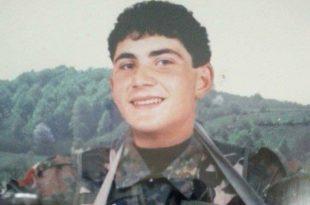 Dëshmori i kombit, Visar Thaçi (31. 10. 1967 – 18. 7. 1998)