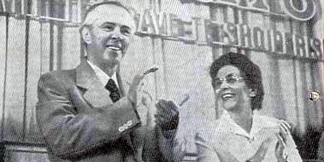 Vita Kapo: Në periudhën e luftës kam qenë sekretarja e parë e Enver Hoxhës