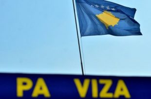 Ambasadori italian në Kosovë, Nicola Orlando thotë së është koha për heqjen e regjimit të vizave për qytetarët e Kosovës