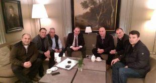 Fatmir Limaj e Haxhi Shala kanë vizituar Ramush Haradinajn në Colmar të Francës