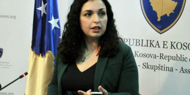 Vjosa Osmani: LDK ka qëndrime të ndryshme ideologjike me Vetëvendosjen, por bashkëpunimi është i mundshëm