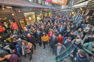 Vetëvendosja ka hapur sot fushatën zgjedhore në qytetin e Pejës, duke paralajmëroi fitore në zgjedhjet e 14 shkurtit