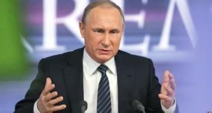 Kryetari i Rusisë, Vladimir Putin ka deklaruar se Rusia nuk planifikon të hyjë në luftë me ndonjë shtet, sikur është Turqia