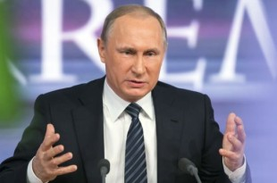Kryetari i Rusisë, Vladimir Putin